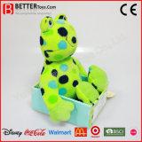 Un jouet en peluche animal en peluche grenouille Jouets pour bébés