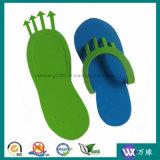 Sapatos coloridos EVA descartáveis do hotel