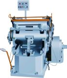 Ml-930X Máquina de cortar e morrer de aquecimento