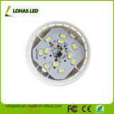 Nueva bombilla del plástico LED de los productos B22 7W