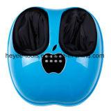 Rouleau-masseur de pied avec la chaleur --Bleu
