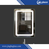 5mm monté sur un mur Ce Hotel salle de bains certifiées UL décoratif miroir LED