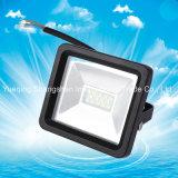 L'alta qualità IP65 impermeabilizza l'indicatore luminoso del punto dell'inondazione della PANNOCCHIA 10W LED