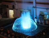LEDライトが付いている装飾的な音楽的な屋外水庭の噴水