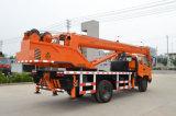 移動式価格販売のためのクレーン10tonが付いている油圧アームトラック