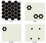3D陶磁器のモザイク床のタイル