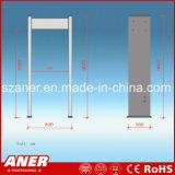 Camminata di sensibilità del fornitore della Cina alta tramite il cancello con 8 zone