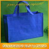 Vin de sacs de magasinage recyclables non tissé (FLO-NW249)