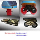 Доска нового скейтборда прибытия супер миниого электрического перемещаясь