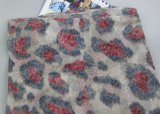 Sciarpa rossa della stampa del fiore per l'accessorio di modo dello scialle di svago delle ragazze