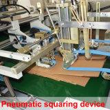 Ligne droite machine ondulée de Gluer de dépliant de cadre (SCM-2200B)