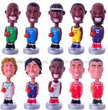 3D haute qualité personnalisé figure NBA de jouets pour cadeau promotionnel