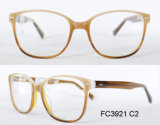 Novo design de alta qualidade Handmade acetato Eyewear Frame