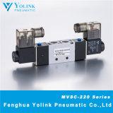 Elettrovalvola a solenoide di gestione pilota di serie Mvsc-220-4e2