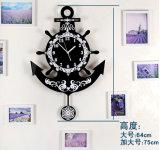 Orologio di parete acrilico di modo dell'orologio europeo di stile