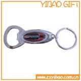 Kundenspezifischer Firmenzeichen-Flaschen-Öffner mit Keychain Zubehör (YB-BO-07)