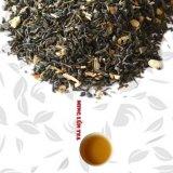 Tè dello zenzero del tè verde
