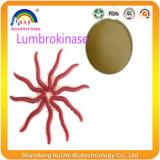 Polvo secado puro Lumbrokinase del extracto del gusano del 100%