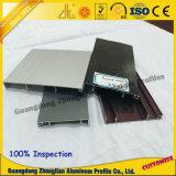 Fábrica de Alumínio da China fornece o perfil de armário de perfil de Rodapé