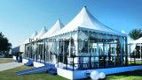 tenda del Pagoda dell'alluminio di 3X3m per il rifugiato o la clinica provvisoria