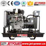 generador diesel silencioso del motor de Japón Yanmar del cilindro de 8kw 10kVA 3