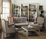 Nuovo insieme classico francese del sofà della mobilia, mobilia di lusso stabilita del sofà del sofà del salone