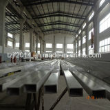 Câmaras de ar TP304L do quadrado do aço inoxidável