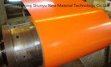 El fabricante PPGI de la alta calidad del precio bajo prepintó el acero de aluminio cubierto el color de acero de la bobina PPGL