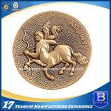 Moneta promozionale antica militare 3D