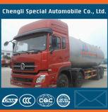 35500liters ASME 표준 LPG 바브 테일 유조 트럭
