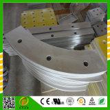 Tensión de ruptura de la lavadora de mica de alta temperatura hasta 20kv / mm