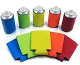 Пиво может изоляторы, Coolies 12 унцию консервных банок и бутылок, реверсивный комплект из 10-Pack, синий, красный, зеленый, оранжевый, желтый