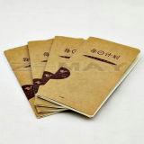 Livro de notas de design para escola