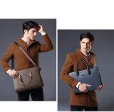 Le sac à main des hommes, grand dos horizontal, sac d'affaires, sac d'ordinateur, sac d'épaule