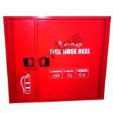 Шкаф гасителя вьюрка пожара и пожарного рукава (слабая сталь/нержавеющий Steed)