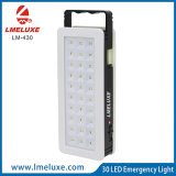 Nuovo indicatore luminoso Emergency ricaricabile portatile 30LED