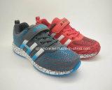 Zapatos corrientes del deporte respirable de la manera para los niños