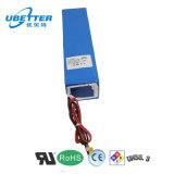 Batería de ion de litio recargable de 24V 60ah para el E-Vehículo