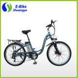 Велосипед колеса утверждения 2 CE электрический с безщеточным мотором
