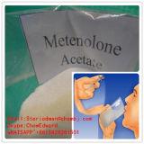 最も安全なPrimobolanの適性の口頭粉のステロイドのMethenoloneのアセテート434-05-9