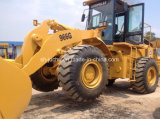 Caricatore a ruote 966g usato del trattore a cingoli (motore del CAT 6121) (950G 950H 966H)