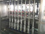 Machine de remplissage automatique de piston avec le nettoyage en ligne