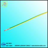 Aislamiento de PVC de cable AWG 14 Campera de nylon
