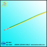 AWG de nylon 14 del cable de la chaqueta del aislante del PVC