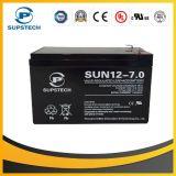 Batterie d'acide de plomb pour UPS (12V-7Ah)