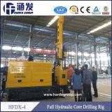 Hfdx-4 de perforación para la minería de exploración / Stone Quarrying Crawler Hydraulic Rig