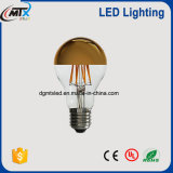 Hot Sale Économie d'énergie Creative Decorative LED Color Print Bulb Bougies LED