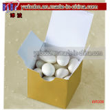 Gift Box Gold Wedding Favor Boxes 100CT Birthday Party Products (W1008)