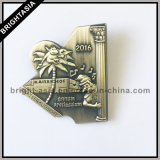 Custom Made Badge Souvenir Low Price (BYH - 101192)