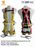 Il cablaggio pieno di protezione di sicurezza del corpo di nuovo disegno con la sagola si conforma En361